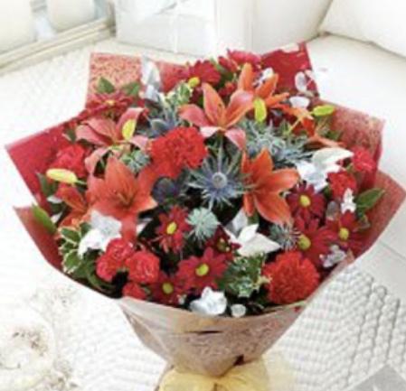 Christmas Flowers 2020