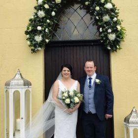 Angela McGirr & Peter Rafferty Wedding