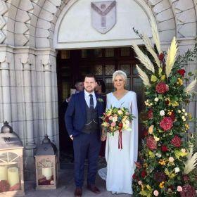 Jennifer Nugent and Blain Cullen Wedding