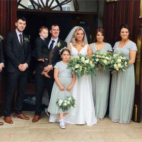 Gemma Wilkinson and Declan Devlin Wedding